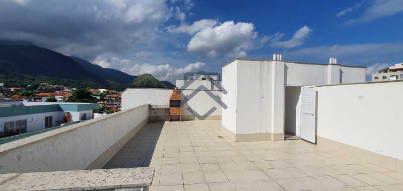 2 - Cobertura 3 quartos para alugar Anil, Jacarepaguá,Rio de Janeiro - R$ 3.450 - BACO10017 - 3