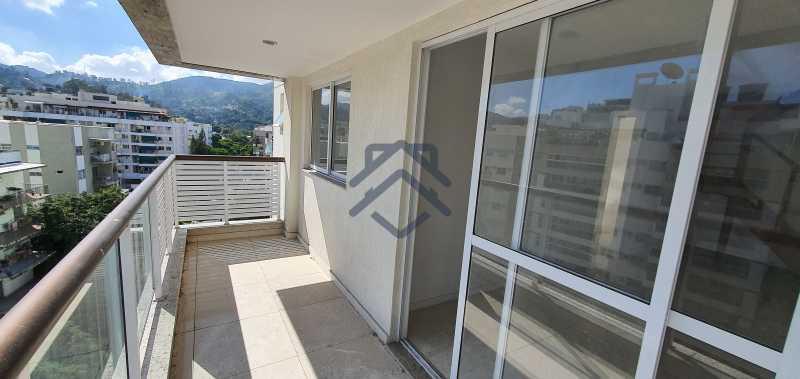 18 - Cobertura 3 quartos para alugar Anil, Jacarepaguá,Rio de Janeiro - R$ 3.450 - BACO10017 - 19