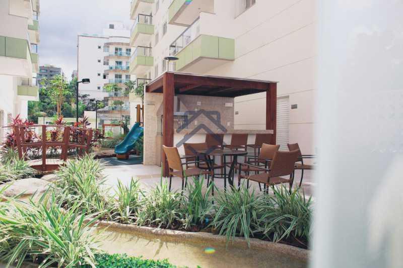 27 - Cobertura 3 quartos para alugar Anil, Jacarepaguá,Rio de Janeiro - R$ 3.450 - BACO10019 - 28