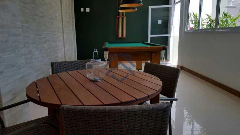 7 - Apartamento 2 quartos para alugar Praça Seca, Jacarepaguá,Rio de Janeiro - R$ 1.100 - BAP10022 - 8
