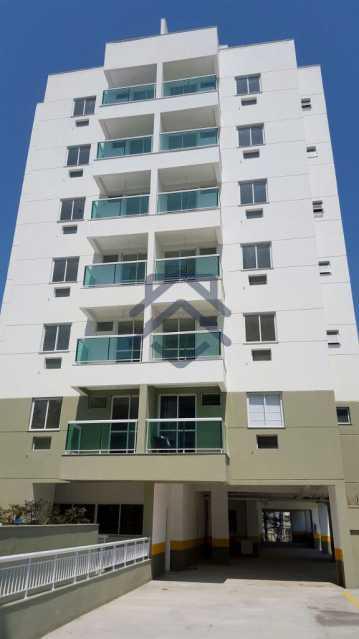 8 - Apartamento 2 quartos para alugar Praça Seca, Jacarepaguá,Rio de Janeiro - R$ 1.100 - BAP10022 - 10