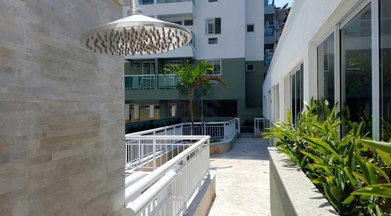 11 - Apartamento 2 quartos para alugar Praça Seca, Jacarepaguá,Rio de Janeiro - R$ 1.100 - BAP10022 - 13