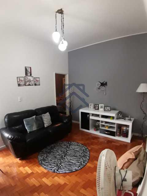 1 - Apartamento 1 quarto para alugar Andaraí, Rio de Janeiro - R$ 1.200 - TJAP128085 - 1