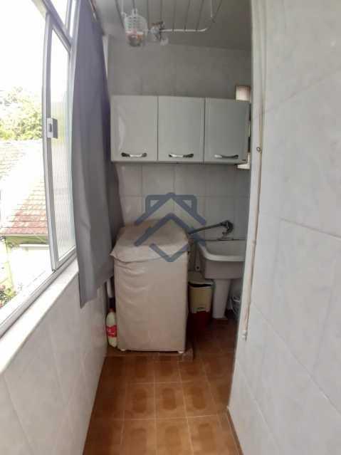 24 - Apartamento 1 quarto para alugar Andaraí, Rio de Janeiro - R$ 1.200 - TJAP128085 - 25