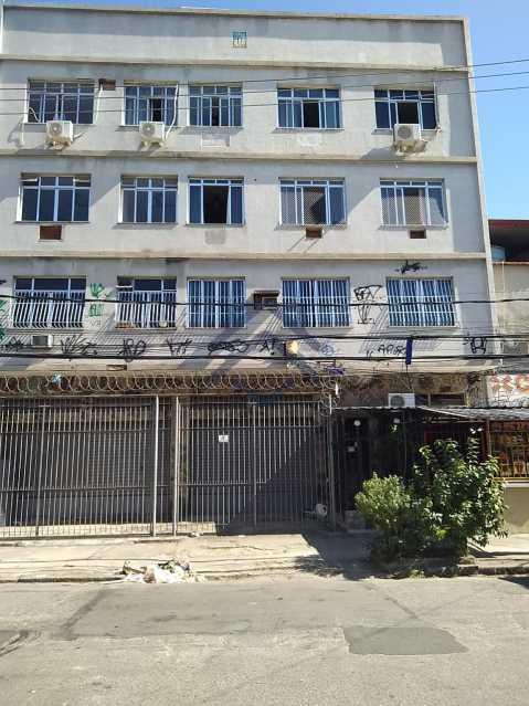 1 - Apartamento para alugar Rua Magalhães Castro,Riachuelo, Rio de Janeiro - R$ 1.000 - 951 - 1