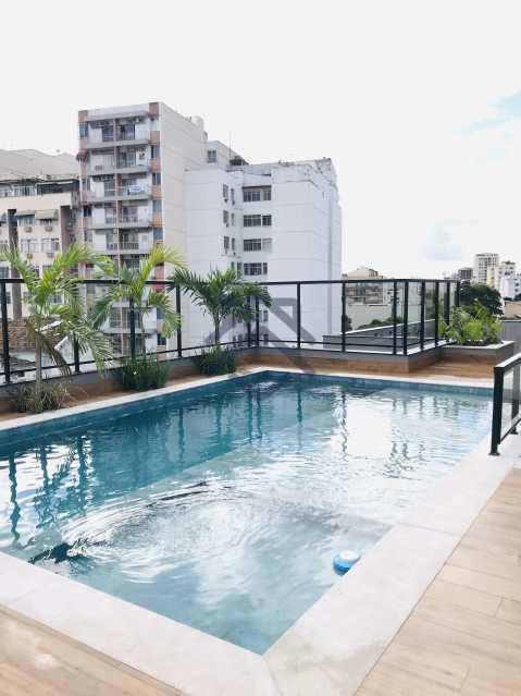 1 - Apartamento 3 quartos à venda Tijuca, Rio de Janeiro - R$ 818.000 - BAAP3005 - 1