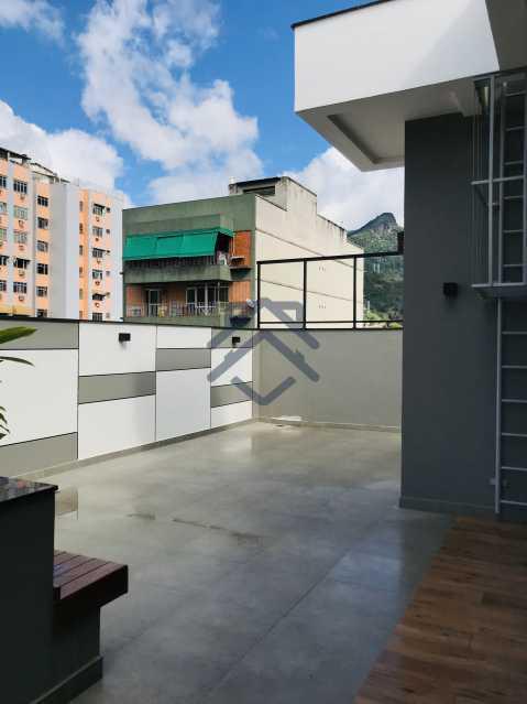 22 - Apartamento 3 quartos à venda Tijuca, Rio de Janeiro - R$ 818.000 - BAAP3005 - 23
