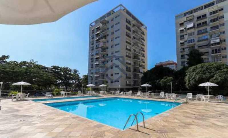 4 - Apartamento 2 quartos para alugar Barra da Tijuca, Barra e Adjacências,Rio de Janeiro - R$ 2.200 - BAAP10015 - 1