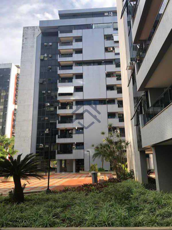21 - Apartamento 3 quartos à venda Barra da Tijuca, Barra e Adjacências,Rio de Janeiro - R$ 1.080.000 - BAAP10022 - 22