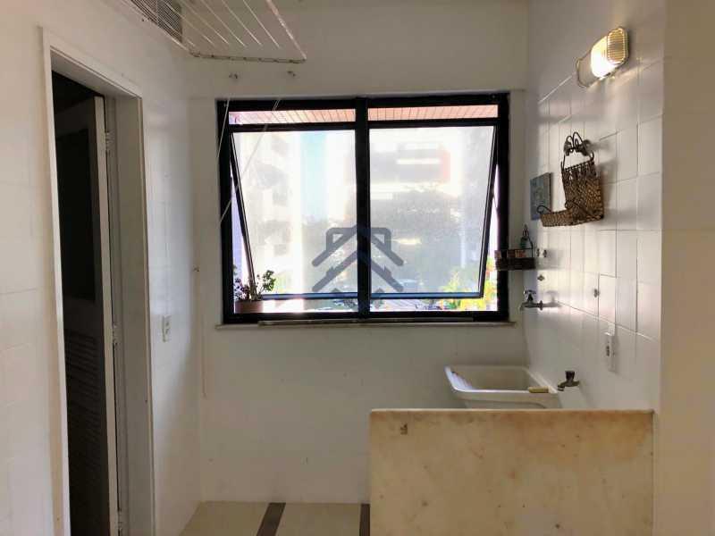 17 - Apartamento 3 quartos à venda Barra da Tijuca, Barra e Adjacências,Rio de Janeiro - R$ 1.080.000 - BAAP10022 - 18