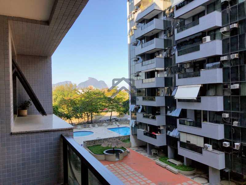 1 - Apartamento 3 quartos à venda Barra da Tijuca, Barra e Adjacências,Rio de Janeiro - R$ 1.080.000 - BAAP10022 - 1