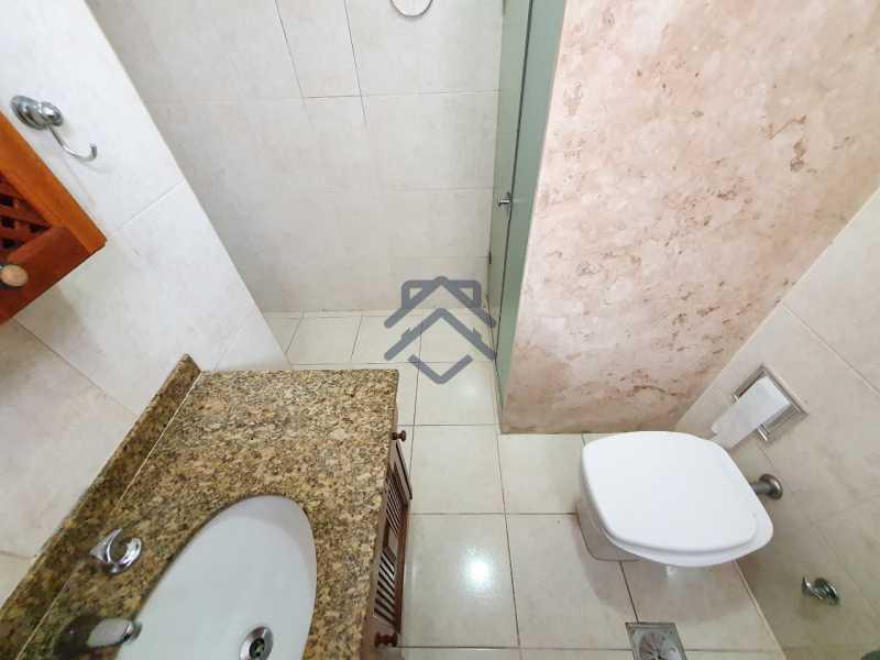 WhatsApp Image 2021-07-06 at 1 - Excelente Apartamento 02 Quartos Afonso Pena Tijuca - T606 - 17