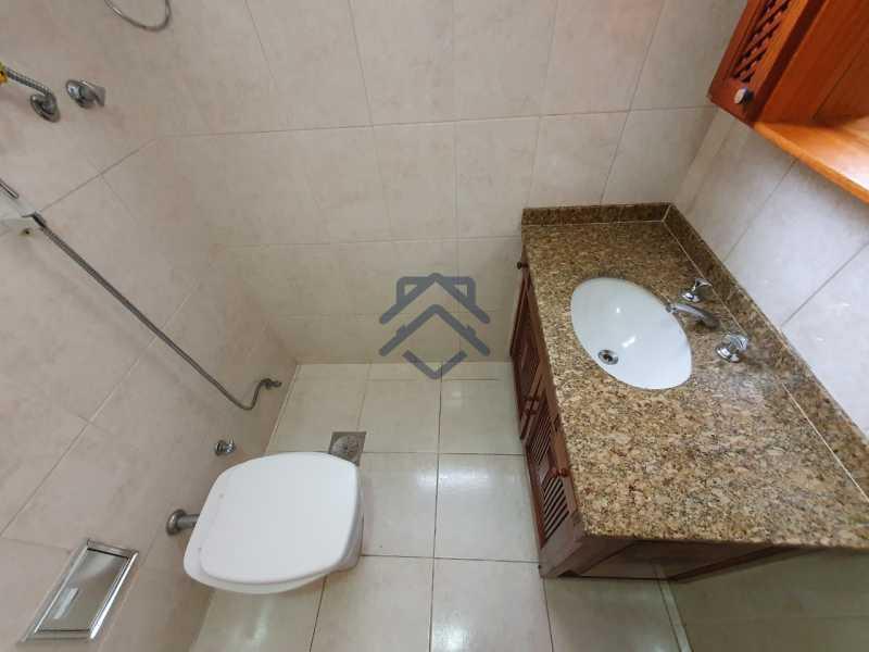 WhatsApp Image 2021-07-06 at 1 - Excelente Apartamento 02 Quartos Afonso Pena Tijuca - T606 - 18