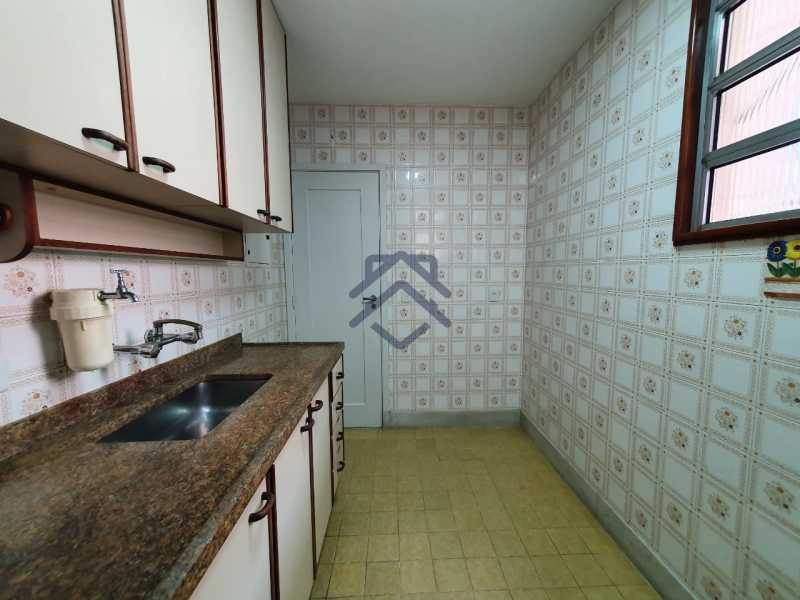 WhatsApp Image 2021-07-06 at 1 - Excelente Apartamento 02 Quartos Afonso Pena Tijuca - T606 - 24