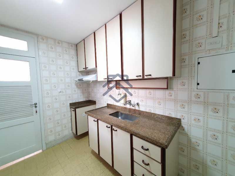 WhatsApp Image 2021-07-06 at 1 - Excelente Apartamento 02 Quartos Afonso Pena Tijuca - T606 - 27