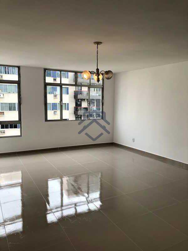 2 - Apartamento Quarto e Sala para Alugar na Tijuca - MEAP128662 - 3