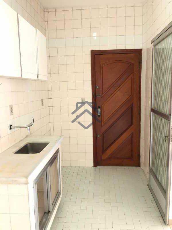 8 - Apartamento Quarto e Sala para Alugar na Tijuca - MEAP128662 - 9