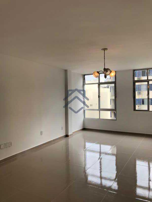 3 - Apartamento Quarto e Sala para Alugar na Tijuca - MEAP128662 - 4
