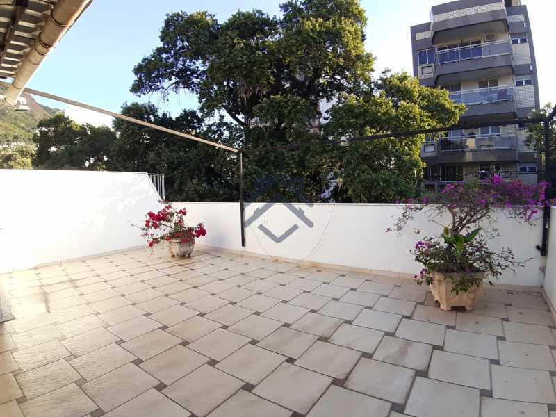 28 - Casa 4 quartos para venda e aluguel Tijuca, Rio de Janeiro - R$ 5.150 - TJCS428786 - 29