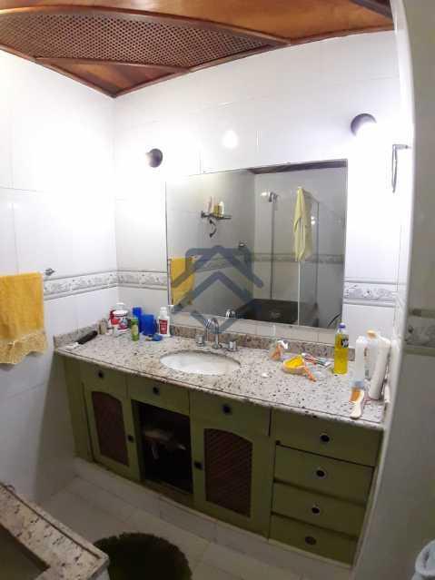 16 - Casa 4 quartos para venda e aluguel Tijuca, Rio de Janeiro - R$ 5.150 - TJCS428786 - 17