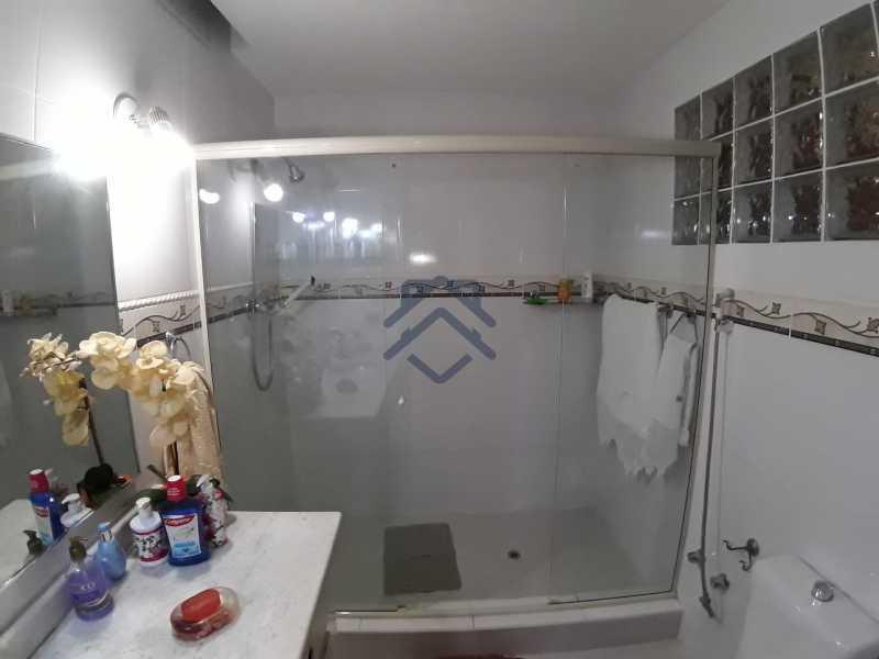 20 - Casa 4 quartos para venda e aluguel Tijuca, Rio de Janeiro - R$ 5.150 - TJCS428786 - 21