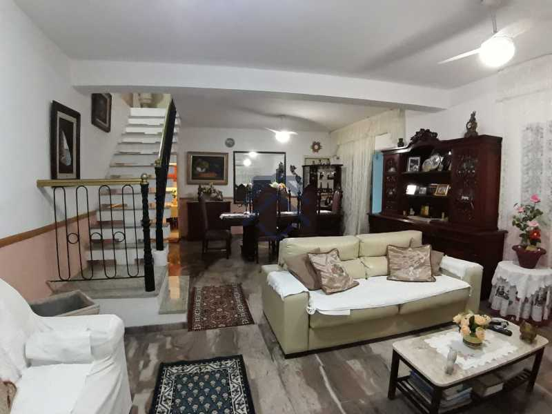 1 - Casa 4 quartos para venda e aluguel Tijuca, Rio de Janeiro - R$ 5.150 - TJCS428786 - 1