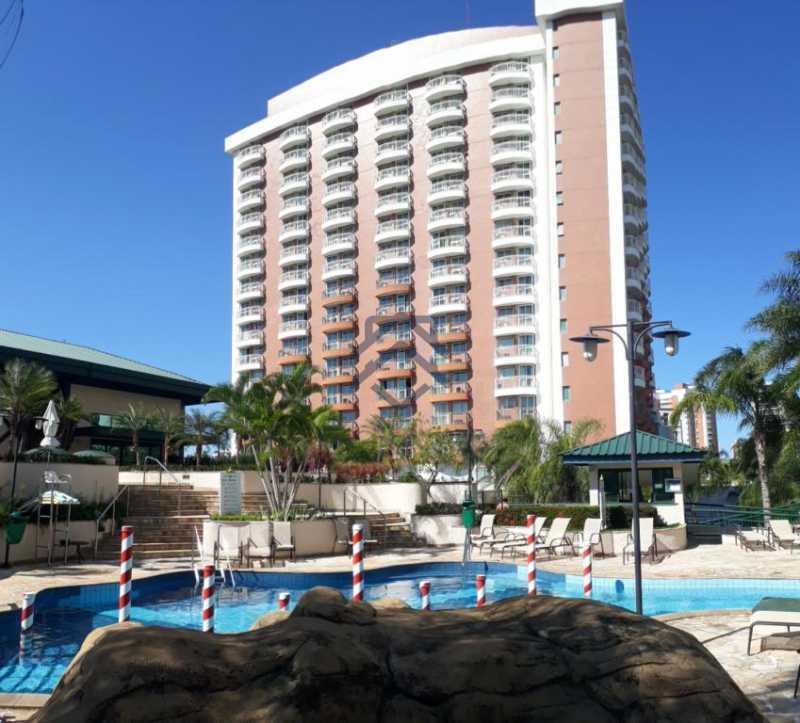 2 - Flat 1 quarto para alugar Barra da Tijuca, Barra e Adjacências,Rio de Janeiro - R$ 2.700 - BAFL0001 - 3