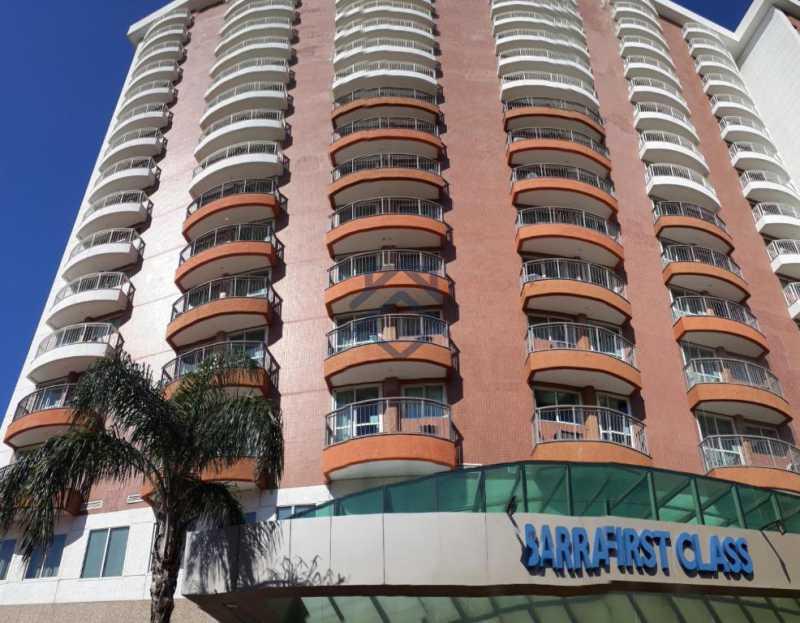 15 - Flat 1 quarto para alugar Barra da Tijuca, Barra e Adjacências,Rio de Janeiro - R$ 2.700 - BAFL0001 - 13