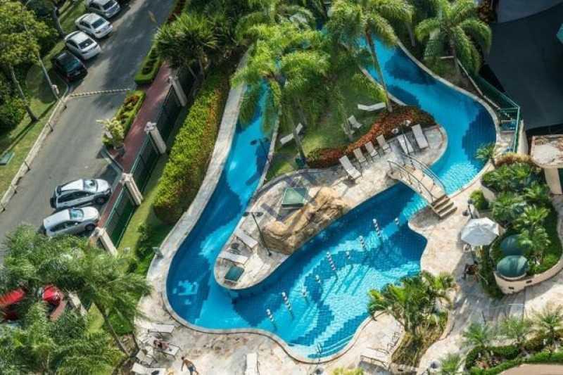 17 - Flat 1 quarto para alugar Barra da Tijuca, Barra e Adjacências,Rio de Janeiro - R$ 2.700 - BAFL0001 - 26