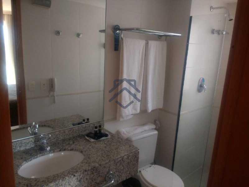 26 - Flat 1 quarto para alugar Barra da Tijuca, Barra e Adjacências,Rio de Janeiro - R$ 2.700 - BAFL0001 - 21