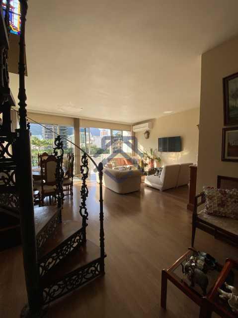 4 - Apartamento 3 quartos à venda Lagoa, Zona Sul,Rio de Janeiro - R$ 2.800.000 - BAAP10024 - 4