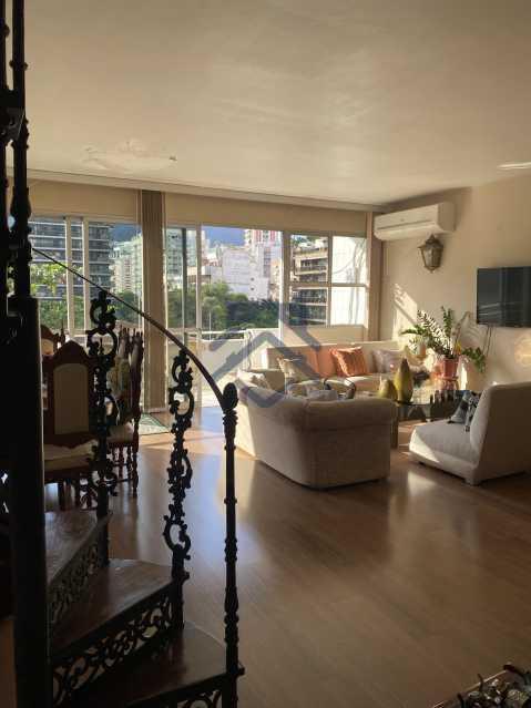 5 - Apartamento 3 quartos à venda Lagoa, Zona Sul,Rio de Janeiro - R$ 2.800.000 - BAAP10024 - 3