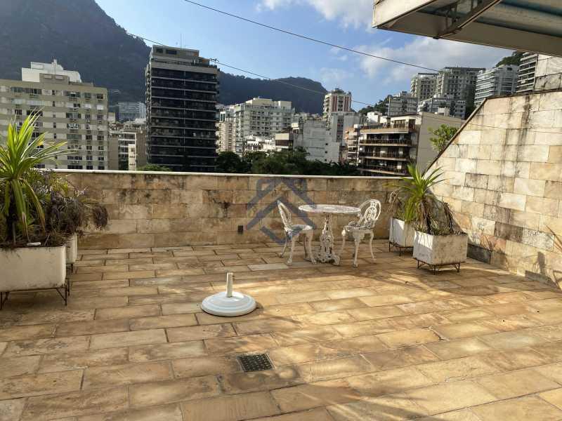 26 - Apartamento 3 quartos à venda Lagoa, Zona Sul,Rio de Janeiro - R$ 2.800.000 - BAAP10024 - 16