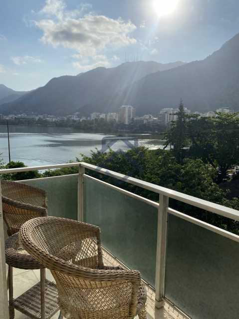 1 - Apartamento 3 quartos à venda Lagoa, Zona Sul,Rio de Janeiro - R$ 2.800.000 - BAAP10024 - 1