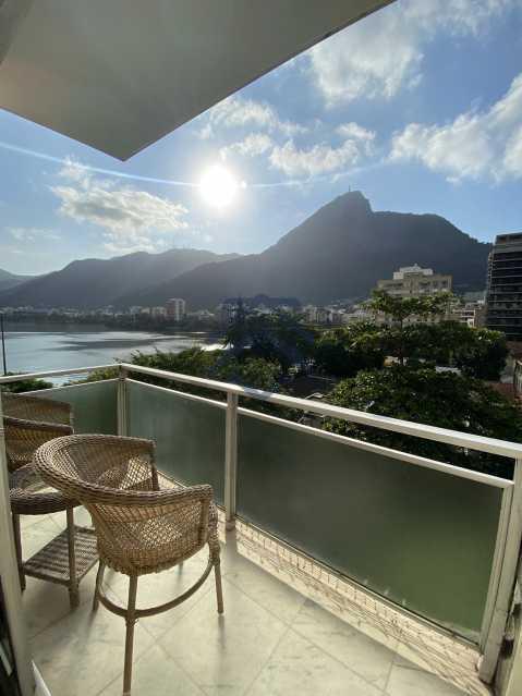 30. - Apartamento 3 quartos à venda Lagoa, Zona Sul,Rio de Janeiro - R$ 2.800.000 - BAAP10024 - 23