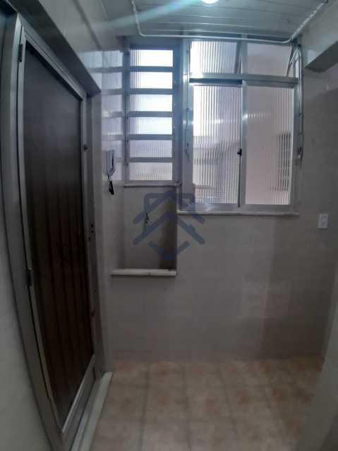 24 - Apartamento 01 Quarto Tijuca - T250 - 25