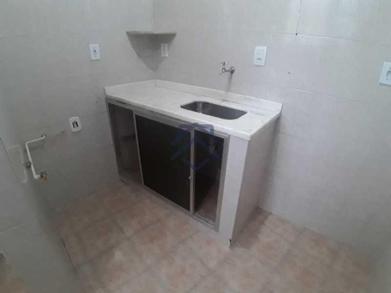 21 - Apartamento 01 Quarto Tijuca - T250 - 22