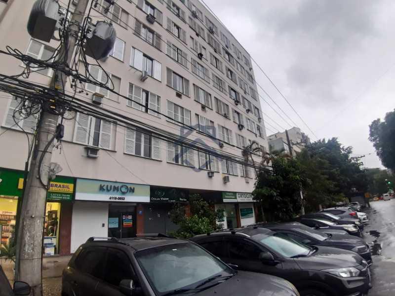 25 - Apartamento 01 Quarto Tijuca - T250 - 26