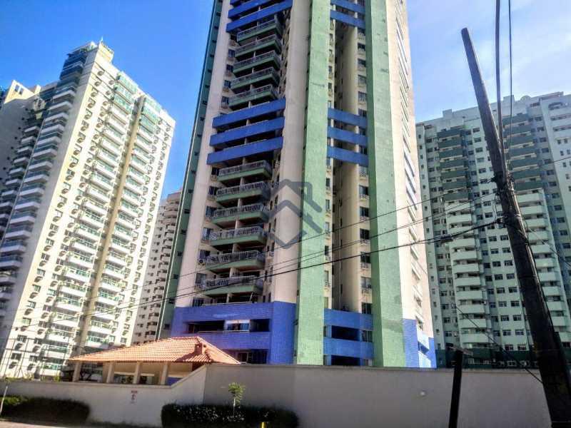 1. - Apartamento 3 quartos para alugar Barra da Tijuca, Barra e Adjacências,Rio de Janeiro - R$ 2.890 - BAAP300028 - 3