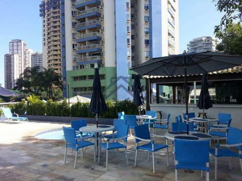 2 - Apartamento 3 quartos para alugar Barra da Tijuca, Barra e Adjacências,Rio de Janeiro - R$ 2.890 - BAAP300028 - 4