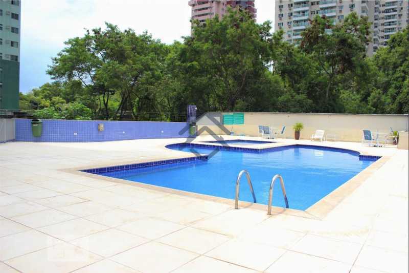 8 - Apartamento 3 quartos para alugar Barra da Tijuca, Barra e Adjacências,Rio de Janeiro - R$ 2.890 - BAAP300028 - 1