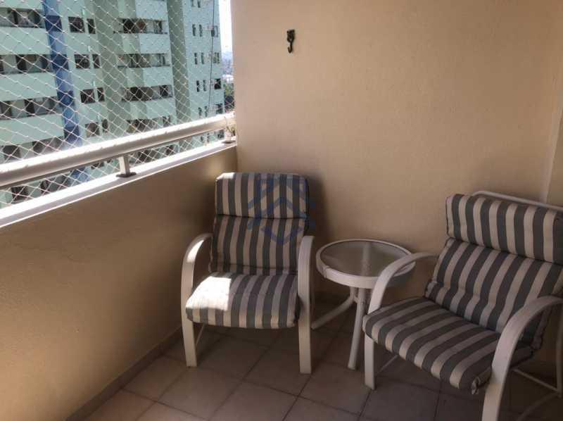 5 - Apartamento 3 quartos para alugar Barra da Tijuca, Barra e Adjacências,Rio de Janeiro - R$ 2.890 - BAAP300028 - 6