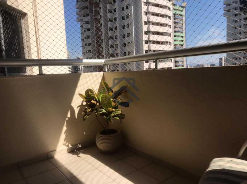 6 - Apartamento 3 quartos para alugar Barra da Tijuca, Barra e Adjacências,Rio de Janeiro - R$ 2.890 - BAAP300028 - 7
