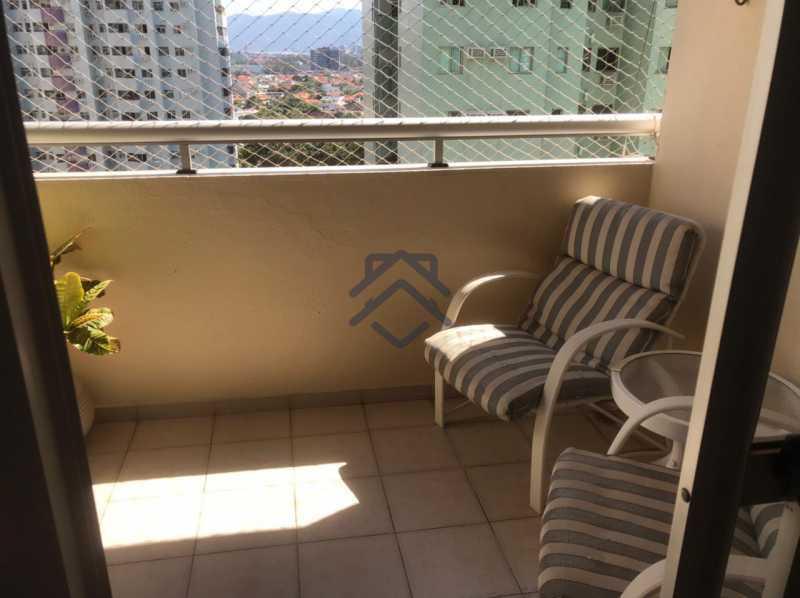 7 - Apartamento 3 quartos para alugar Barra da Tijuca, Barra e Adjacências,Rio de Janeiro - R$ 2.890 - BAAP300028 - 8