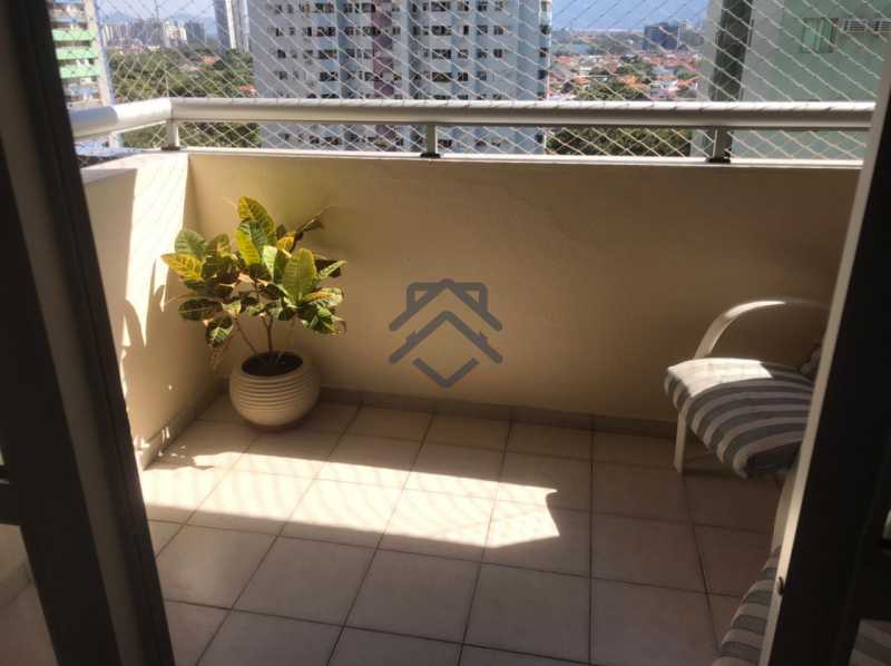 8 - Apartamento 3 quartos para alugar Barra da Tijuca, Barra e Adjacências,Rio de Janeiro - R$ 2.890 - BAAP300028 - 9