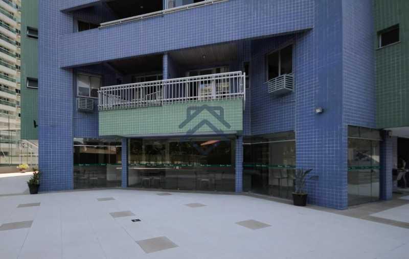 22 - Apartamento 3 quartos para alugar Barra da Tijuca, Barra e Adjacências,Rio de Janeiro - R$ 2.890 - BAAP300028 - 23