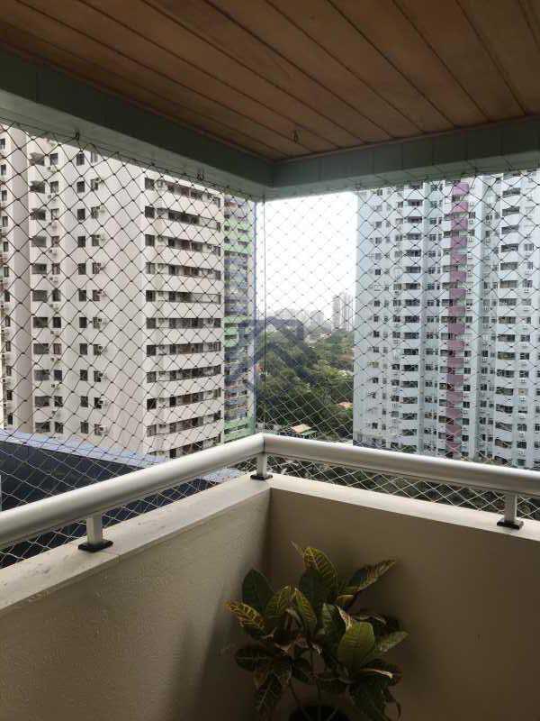 93150B3F-E528-4DED-BAFD-4636C2 - Apartamento 3 quartos para alugar Barra da Tijuca, Barra e Adjacências,Rio de Janeiro - R$ 2.890 - BAAP300028 - 26
