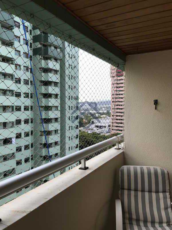 5F2A9AEF-C96B-4011-A62A-2A5279 - Apartamento 3 quartos para alugar Barra da Tijuca, Barra e Adjacências,Rio de Janeiro - R$ 2.890 - BAAP300028 - 27