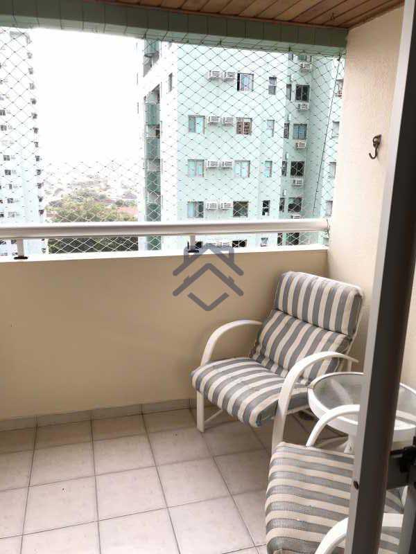 53ED216F-BA06-4BC3-888E-B7C03E - Apartamento 3 quartos para alugar Barra da Tijuca, Barra e Adjacências,Rio de Janeiro - R$ 2.890 - BAAP300028 - 28