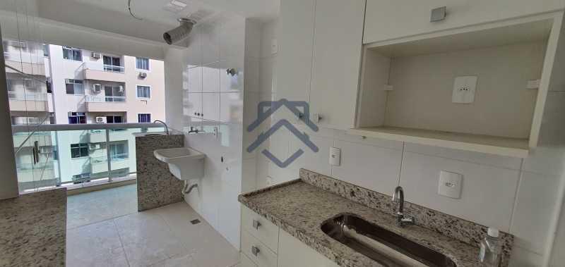 6 - Apartamento 2 quartos à venda Pechincha, Jacarepaguá,Rio de Janeiro - R$ 390.000 - BAAP2100030 - 7